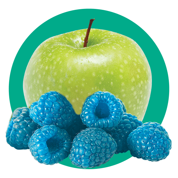 Apple Berry Blue