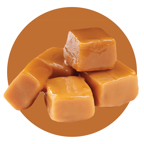 Cream Ice Caramel