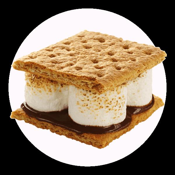 Cream Ice Smores