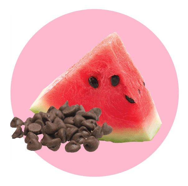 Cream Ice Watermelon Chip