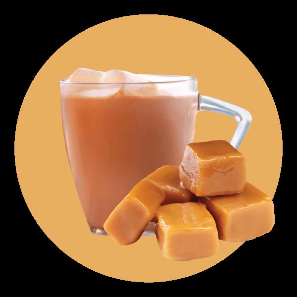 Custard Caramel Macchiato