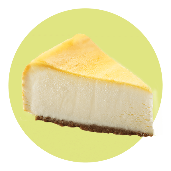 Hand Scooped Cheesecake