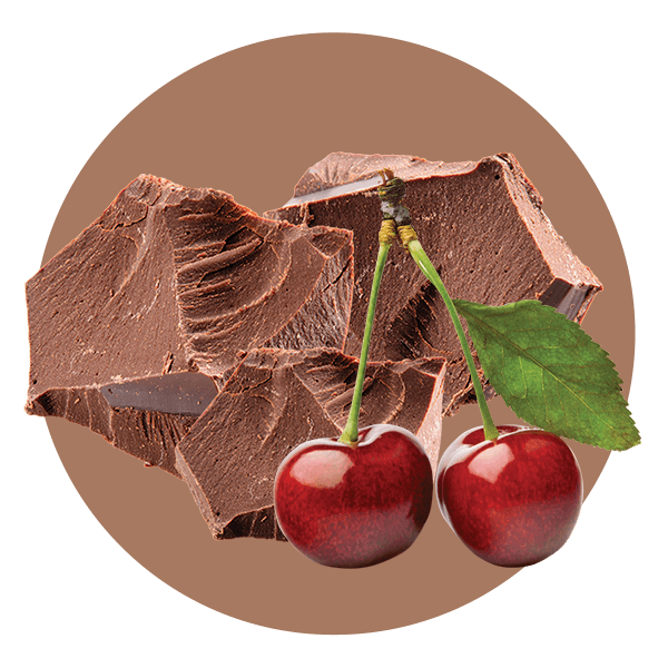 Hand Scooped Chocolate Covered Cherry