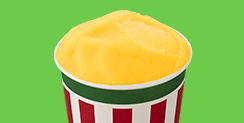 All-Natural Italian Ice Flavors