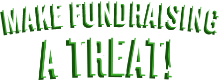 Make Fundraising a Treat!
