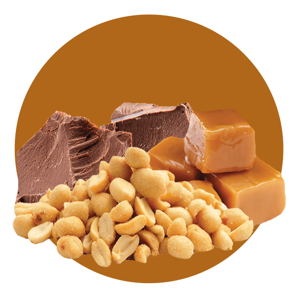 Chocolate Caramel Peanut